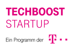 Logo TECHBOOST Startup