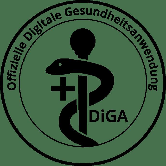 Logo DiGA
